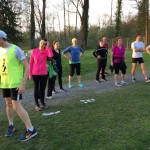 Trainingsgruppe Frauenlauffit 12042016